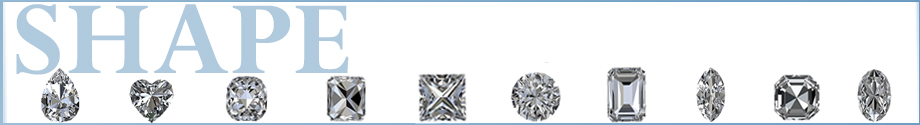 Diamond Shape - Grandis Jewellery
