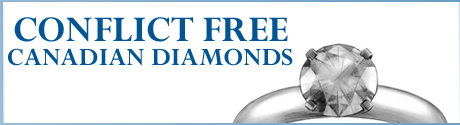 Conflict Free Canadian Diamonds - Grandis Jewellery
